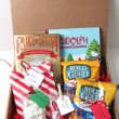 Gift Idea: Rudolph the Red Nosed Reindeer Family Movie Night // SmashedPeasandCarrot.com
