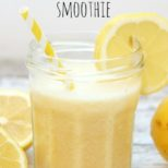 All Natural Pineapple Cough Syrup Smoothie Recipe