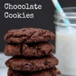 Paleo Flourless Chocolate Cookies