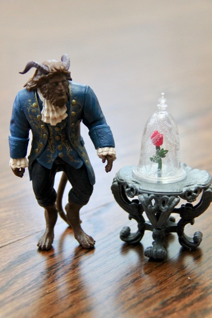Disney Beauty and the Beast Live Action Toys