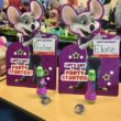 Chuck E. Cheese Birthday Party Experience