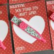 You Make My Heart Sing Free Valentine Card Printable