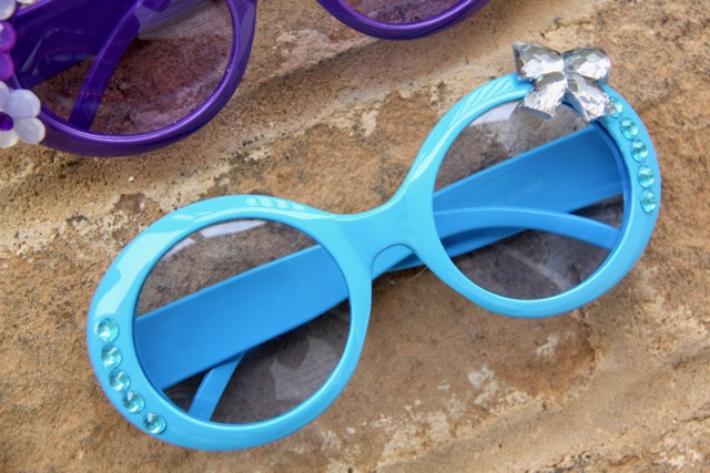 Kids Craft Embellished Rock Star Sunglasses