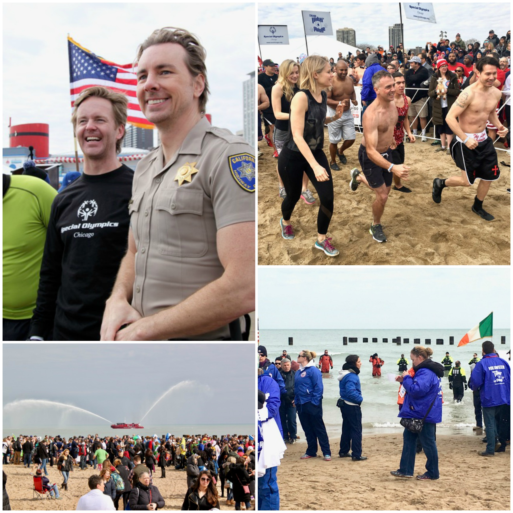 Spark the Season with Johnsonville at the Chicago Polar Plunge