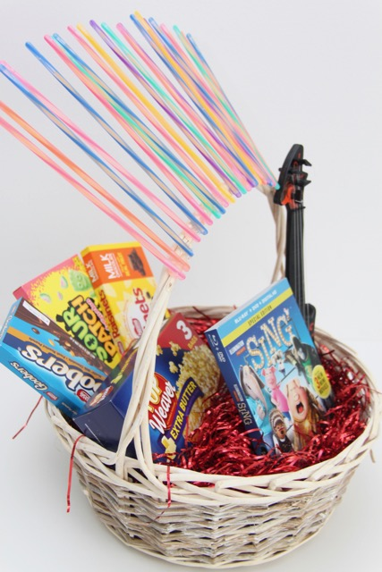 Sing Movie Easter Basket