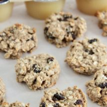 The Best Gluten Free Vegan Oatmeal Raisin Cookies