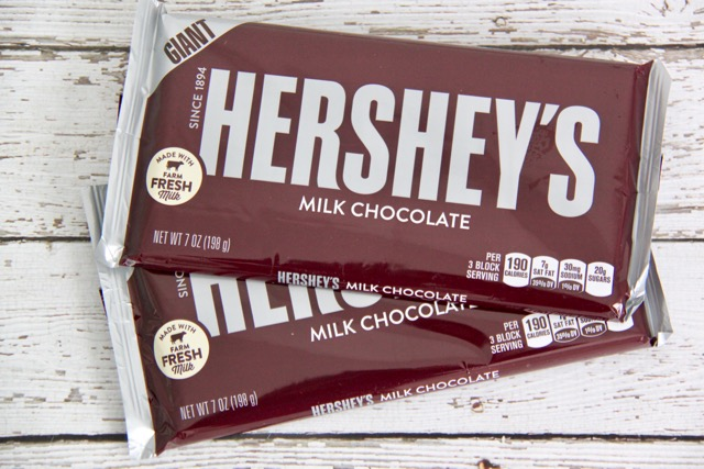 Making Memories with Hershey's Milk Chocolate
