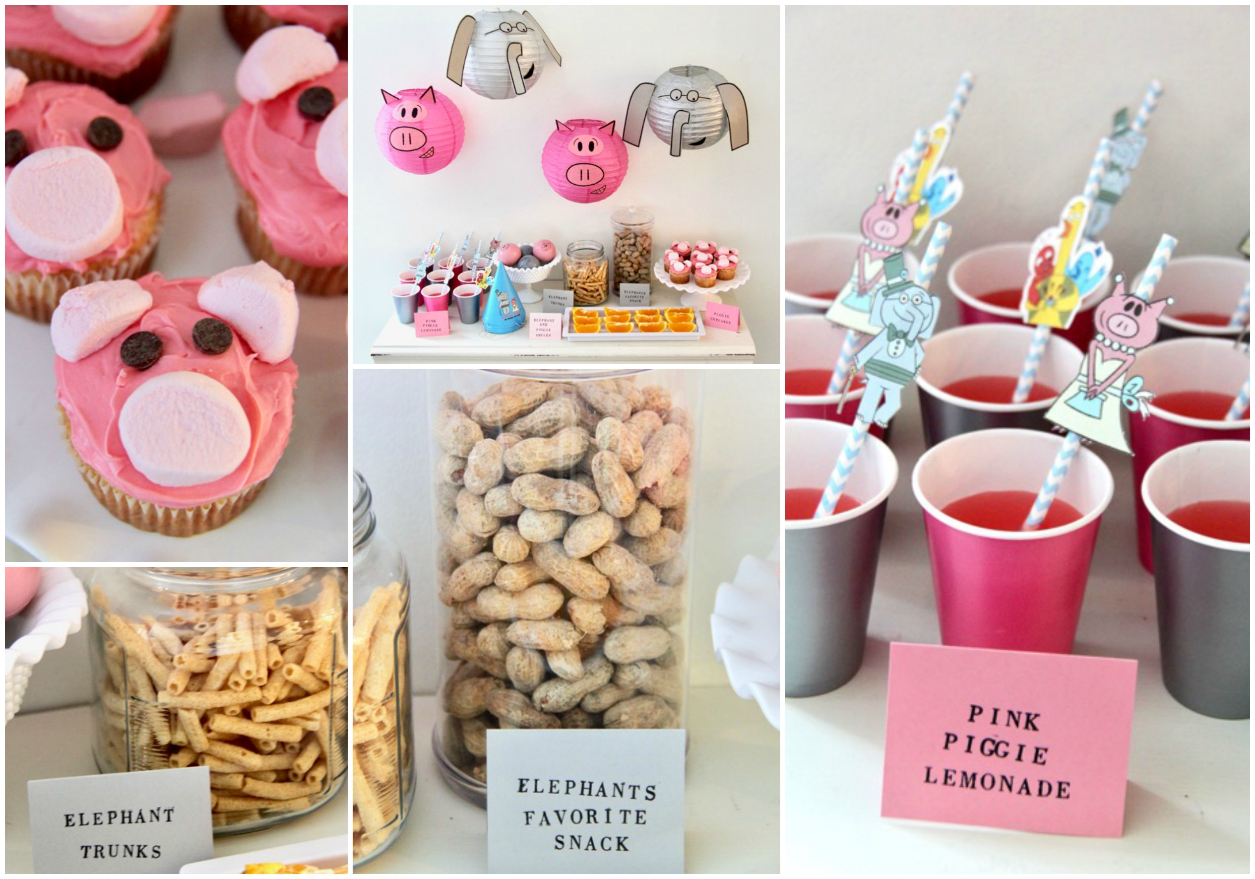 Elephant And Piggie Party Plus Giveaway Smashed Peas