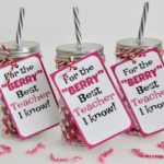 Super Cute 'Berry' Best Teacher Gift Idea and FREE Printable