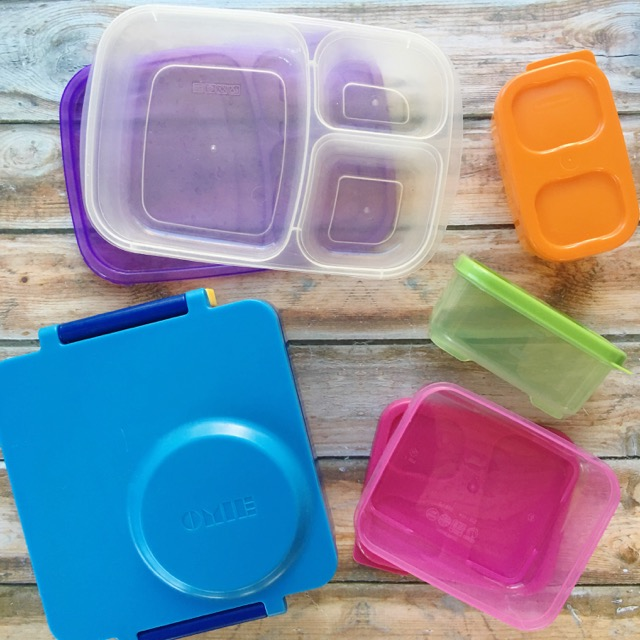 Back to School Lunch Box Packing Tips