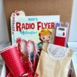 Radio Flyer Customizable Book Gift Box
