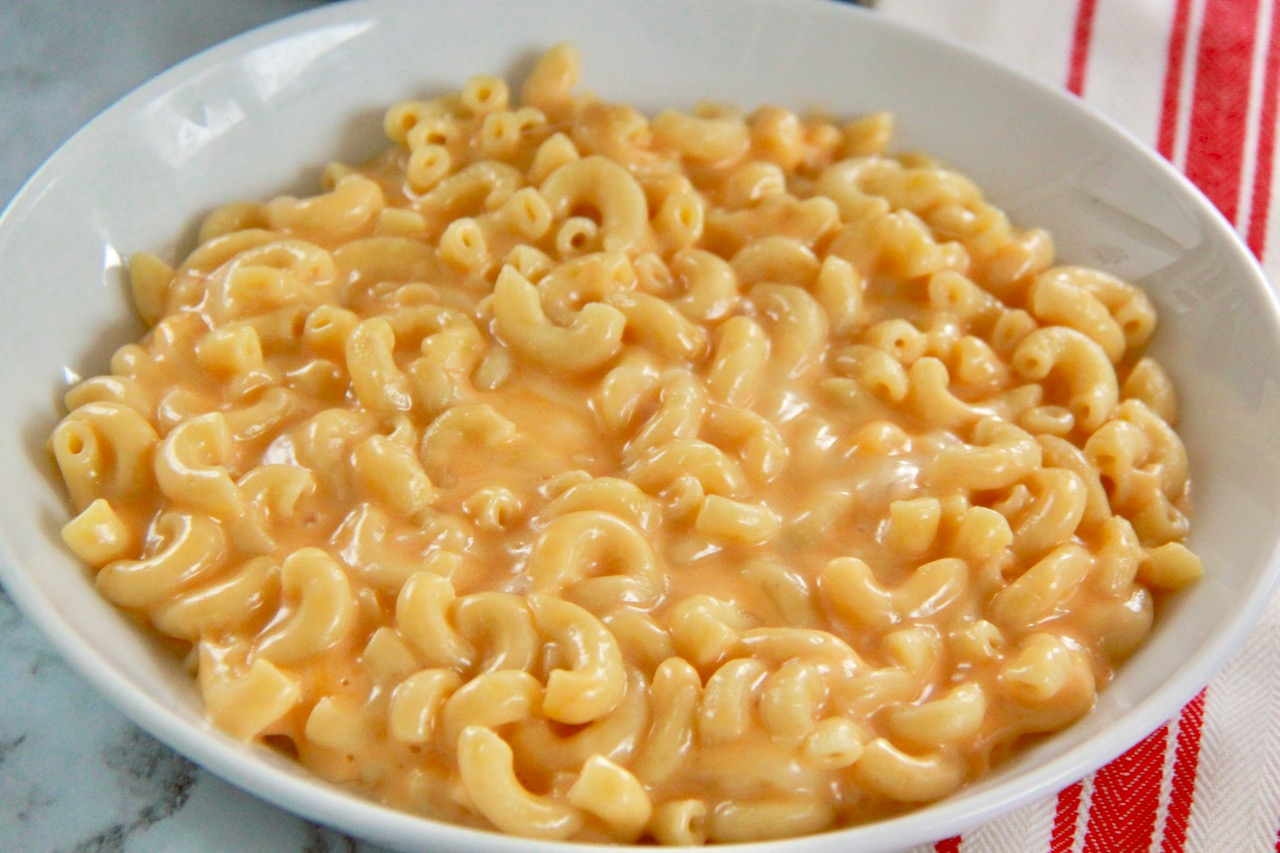 Instant Pot Creamy Mac and Cheese