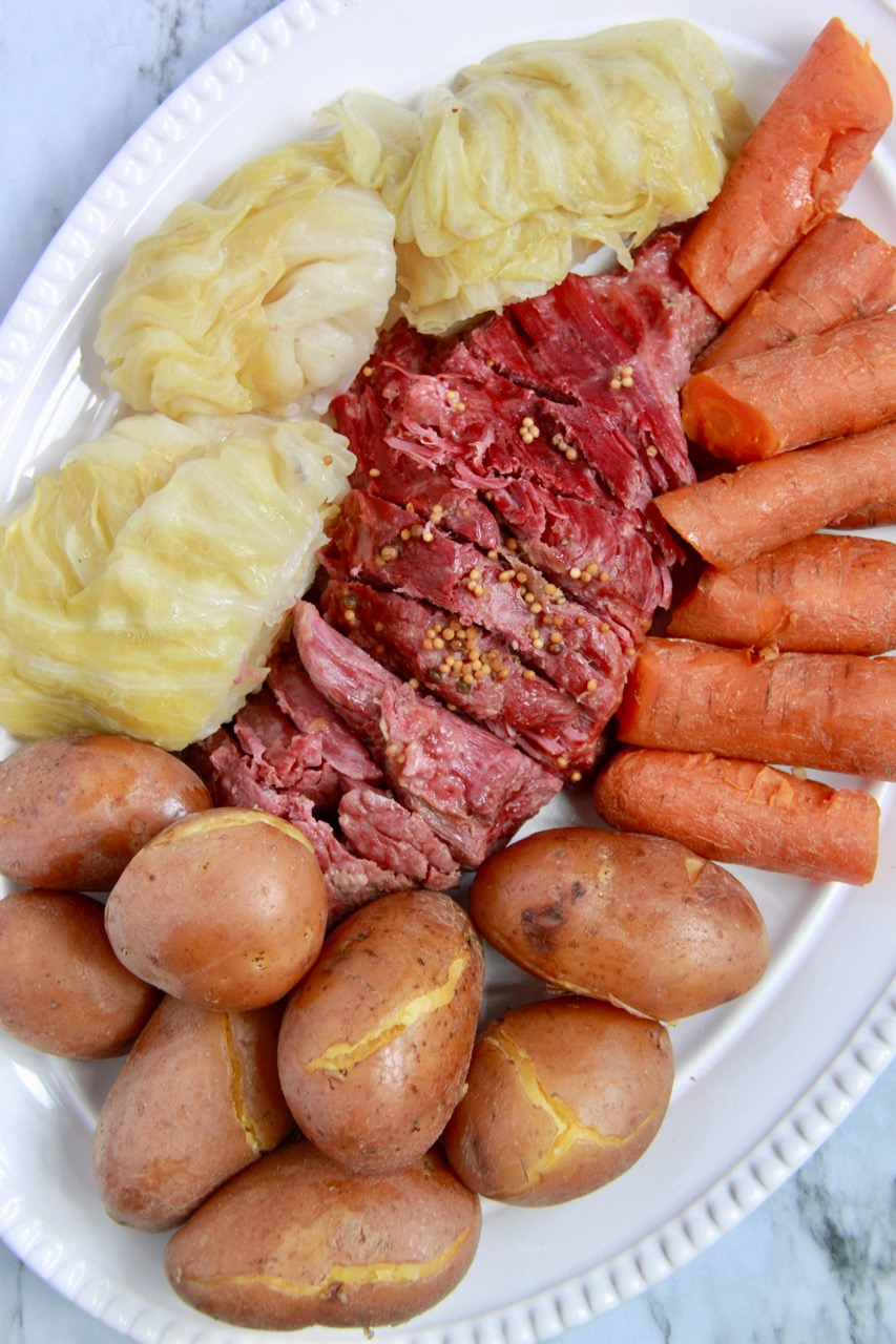 how to make the best corned beef