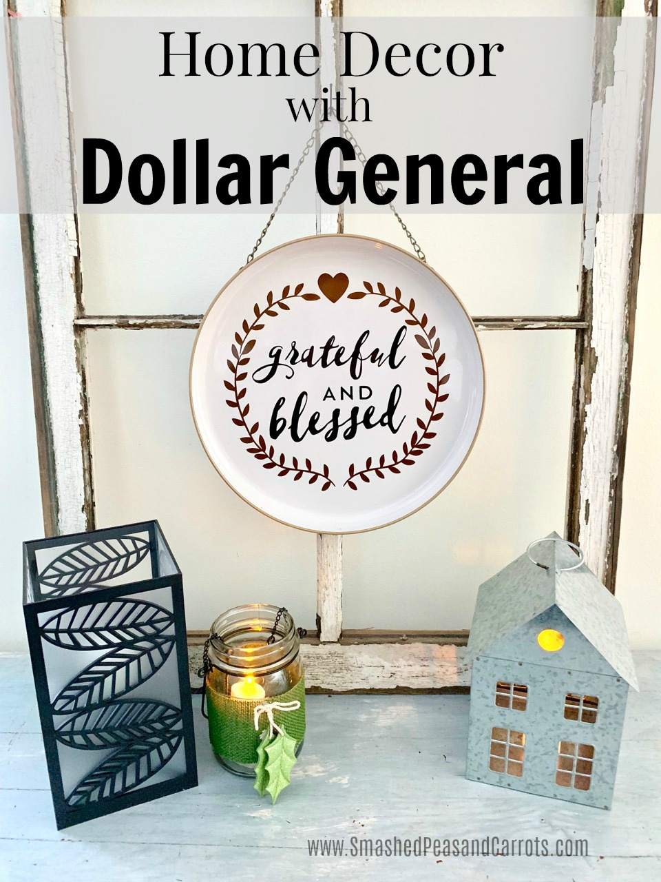 Get Your Home Ready For This Holiday Season By Adding In Some New Decor From Dollar General Where You Can Quality Goods At A Great Price