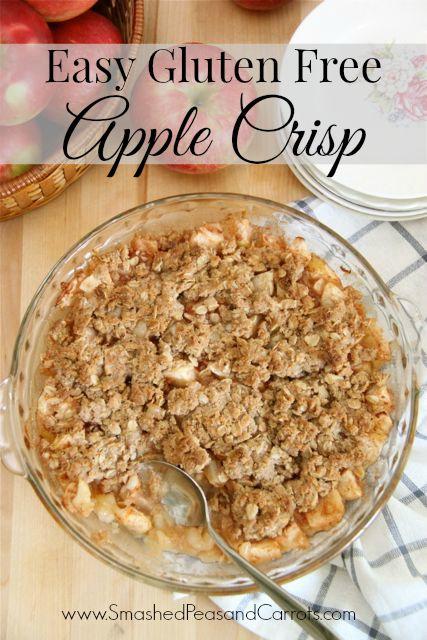 Easy Gluten Free Apple Crisp Recipe Smashed Peas Amp Carrots